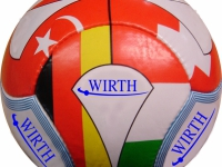 Flaggenball-Wirth